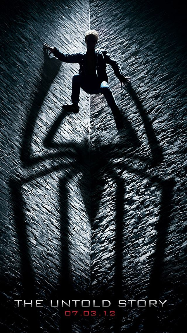 The Amazing Spider Man 4 IPhone Se Wallpaper