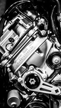 Big Block Engine iPhone se wallpaper