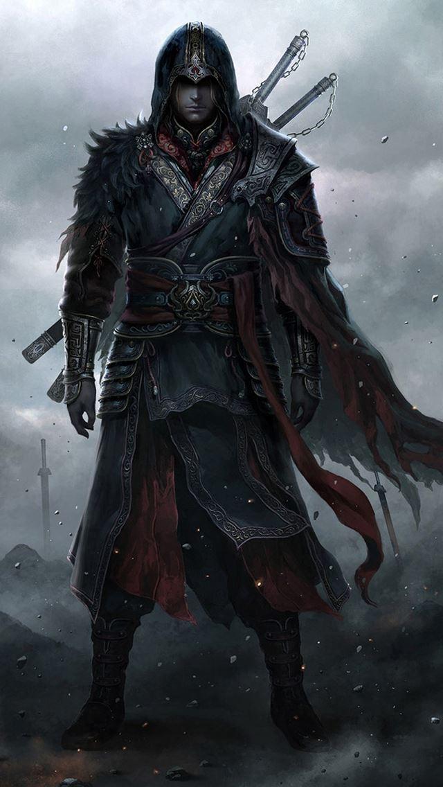 Assassins Creed IV Black Flag IPhone Se Wallpaper