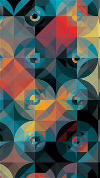 Mosaic 7 iPhone se wallpaper