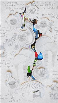 Envato art iPhone se wallpaper