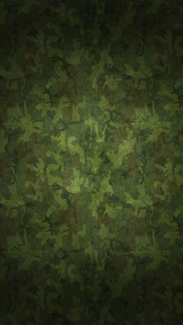 Military Camouflage Patterns IPhone Se Wallpaper