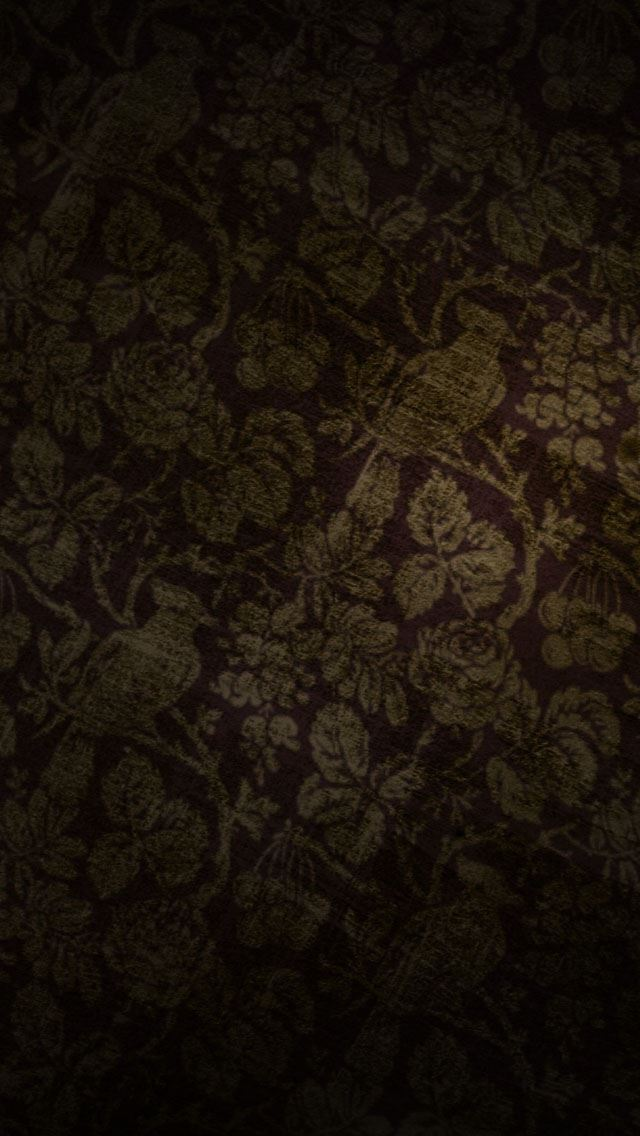 Old Dark Background IPhone Se Wallpaper