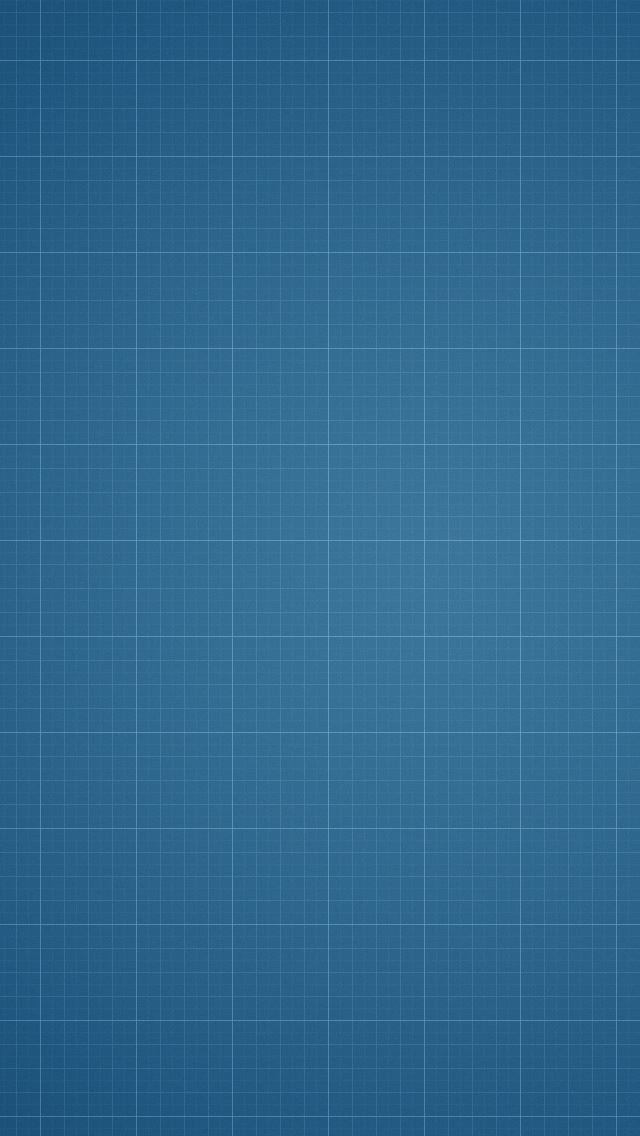 Blue Grid iPhone se wallpaper
