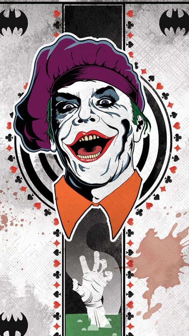 Joker Card IPhone Se Wallpaper