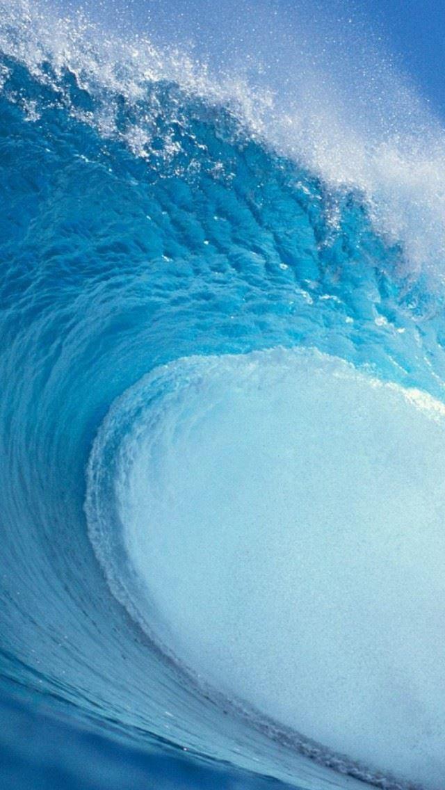 Waves Ocean IPhone Se Wallpaper