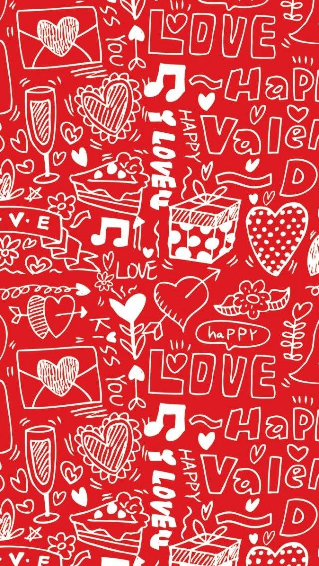 Happy Valentines IPhone Se Wallpaper
