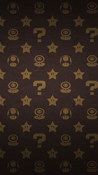 Super Mario iPhone 5(s/c)~se wallpaper