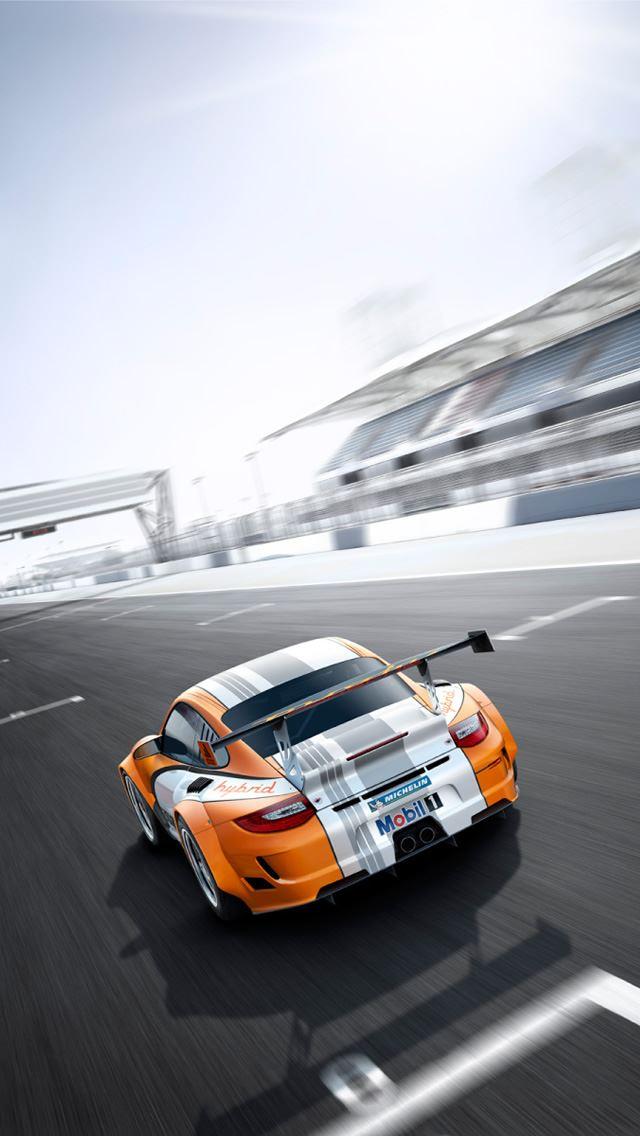Porsche Supercar IPhone Se Wallpaper