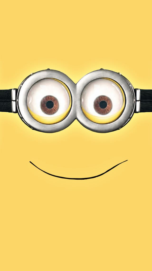 Minion Carl Despicable Me IPhone Se Wallpaper