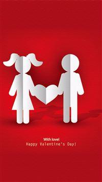 2723 75 Happy Valentines Day IPhone Se Wallpaper