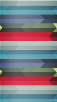 Colorful Stripes iPhone se wallpaper