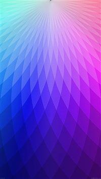 Rainbow Lights Patterns Art iPhone se wallpaper
