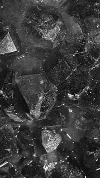 Abstract Diamond Jewel Texture Dark Pattern iPhone se wallpaper