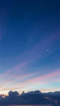 Nature Sky Blue Sunshine Healing Scene iPhone 5(s/c)~se wallpaper