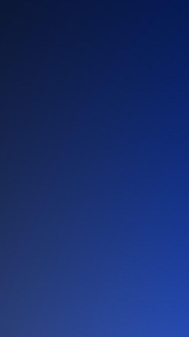 Pure Dark Blue Ocean Gradation Blur Background IPhone Se Wallpaper