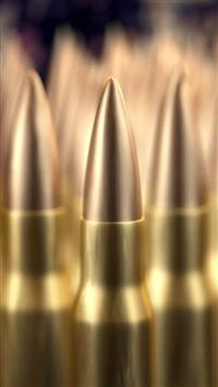 Bullet Formation Bokeh Blur iPhone se wallpaper