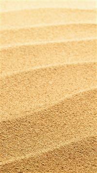 Nature Pure Simple Sandy Desert iPhone se wallpaper