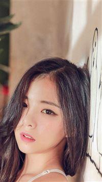 Kpop Hanulhanul Cute Sexy iPhone se wallpaper