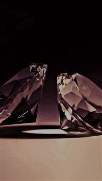 Diamond Two Art iPhone se wallpaper