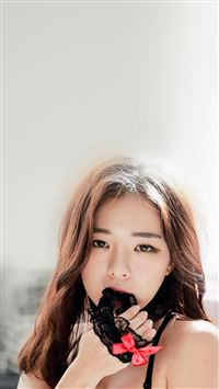 Haneul Girl Cute Model Kpop iPhone se wallpaper