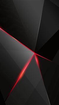 Black Light Dark Figures iPhone se wallpaper