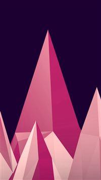 Graphics Low Poly Digital Art Minimalism iPhone se wallpaper