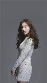 Jiwon Kpop Girl Cute iPhone se wallpaper