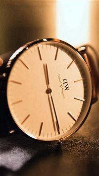 Watch Clock Wellington iPhone se wallpaper