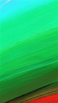 Rainbow Swirl Line Abstract Pattern Green Red iPhone se wallpaper