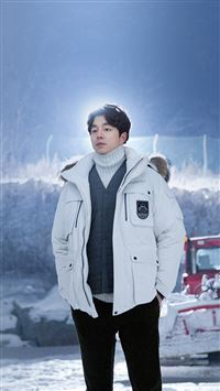 Kpop Gongyoo Winter Handsome Doggaebi iPhone 5(s/c)~se wallpaper