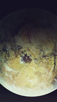 Super Space Planet Sky Dark Landscape iPhone se wallpaper