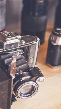 Old Camera Photo Life White iPhone se wallpaper
