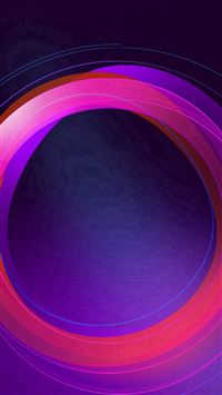 Circle Abstract Purple Pattern Background iPhone se wallpaper