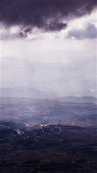 Sky Cloud Landscape Nature iPhone se wallpaper