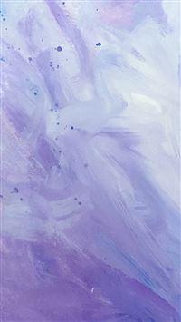 Purple Paint Strokes iPhone se wallpaper