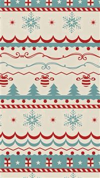 Christmas Sweater Texture iPhone se wallpaper