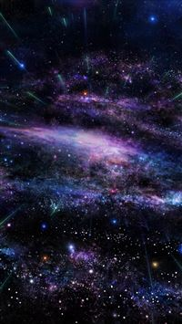 Sky space iPhone wallpaper