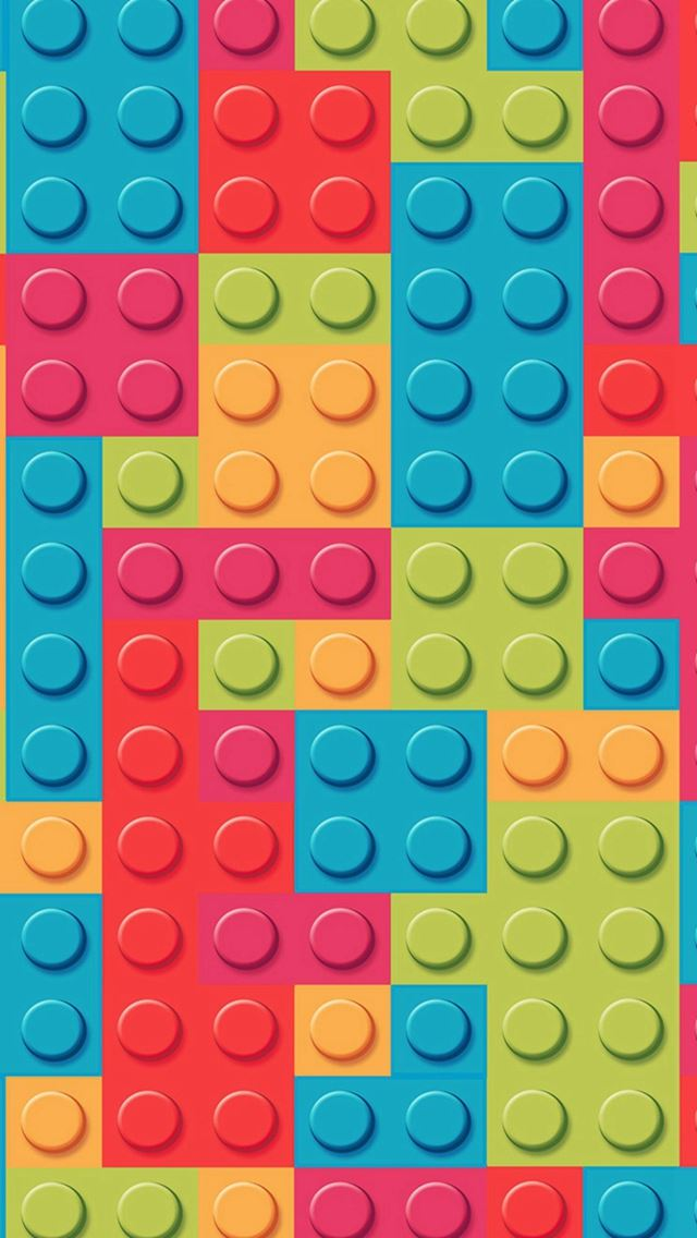 Lego iPhone se wallpaper