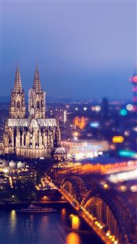 Cologne cathedral iPhone se wallpaper