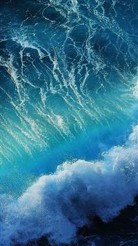 Wave california ocean iPhone se wallpaper