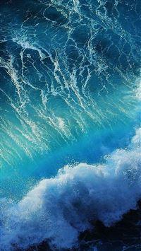 327 2 Wave California Ocean IPhone Se Wallpaper