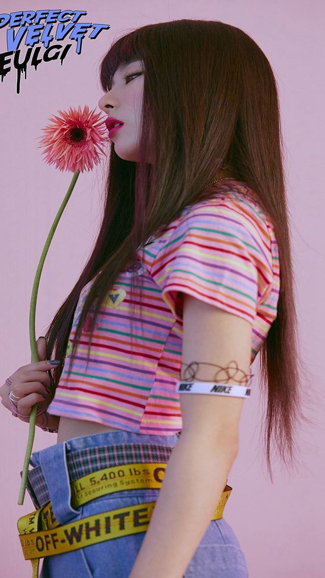 Asian kpop girl iPhone se wallpaper