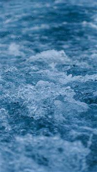 Wave sea iPhone wallpaper