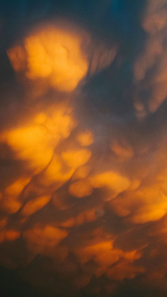 Sky cloud afternoon iPhone se wallpaper