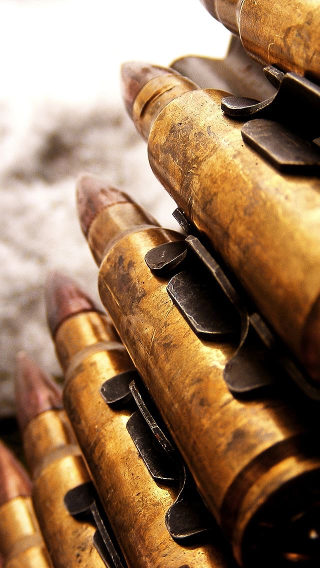 Bullets IPhone Se Wallpaper