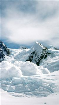 Avalanche iPhone 5(s/c)~se wallpaper