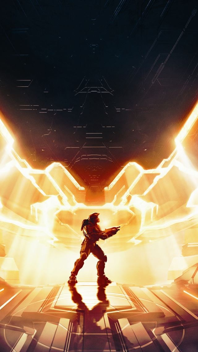 Halo 4 Master Chief IPhone Se Wallpaper