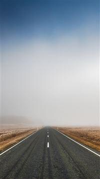 Mist Way iPhone se wallpaper