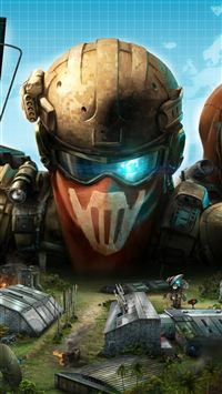 Tom Clancys Ghost Recon Commander iPhone se wallpaper